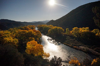 The Rio Grande by Moonlight | by ikewinski