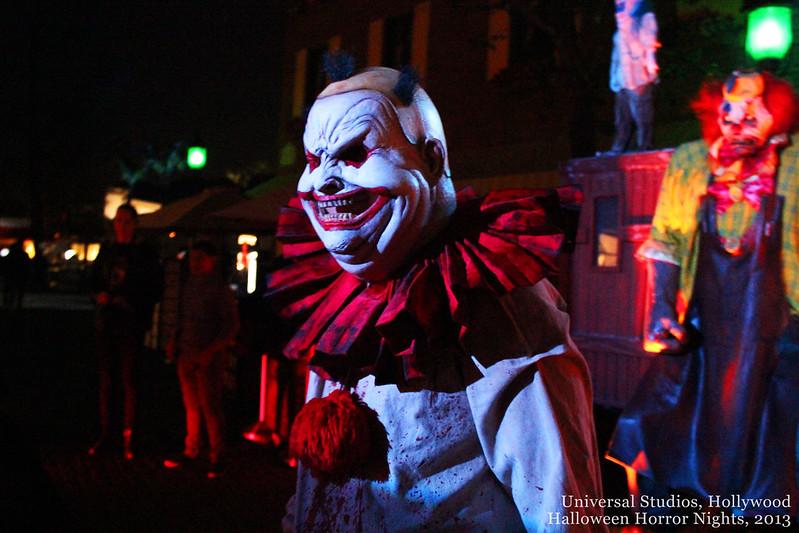 Universal Studios Halloween Horror Nights, 2013