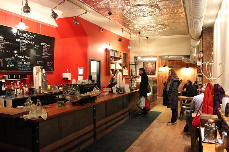 Dark Horse Espresso Bar