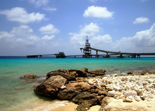 sea sky beaches vista caribbean bonaire ©allrightsreserved