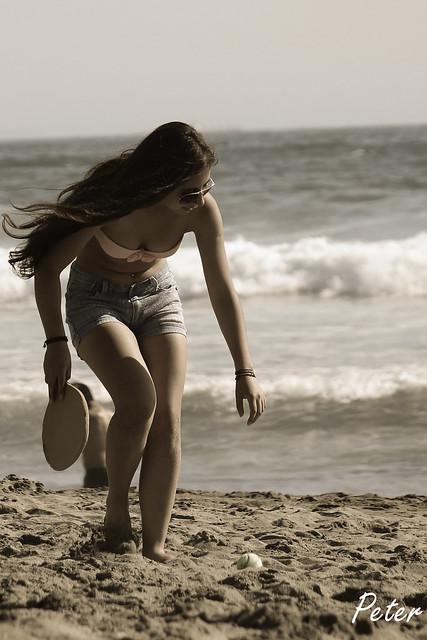 Playa Las Cruces 2014