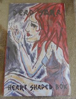 Dead Sara Heart Shape Box Poster