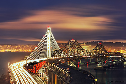 sanfrancisco california longexposure travel usa storm rain skyline canon island lights oakland berkeley cityscape treasure pacific hills baybridge yerba buena tourisim カリフォルニア州 5dmarkiii kptripathi ef2470mmf28liiusm
