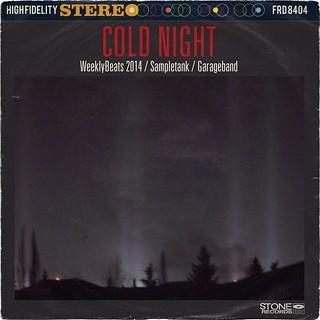Cold Night - WeeklyBeats7
