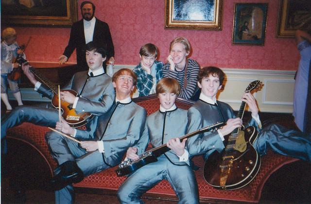 Wax Beatles