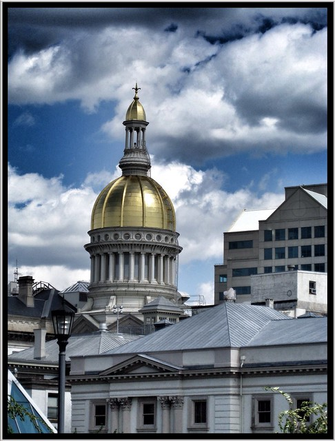 Trenton ~ New Jersey ~ State Capitol Building