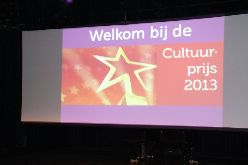 Cultuurprijs Tiliander- Den Boogaard 2014