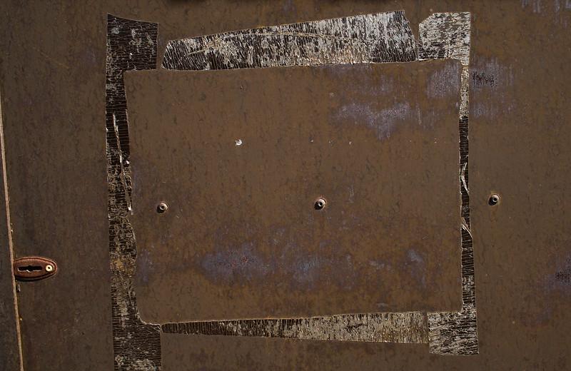 84 Rusty Color Metal texture - 59 # texturepalace