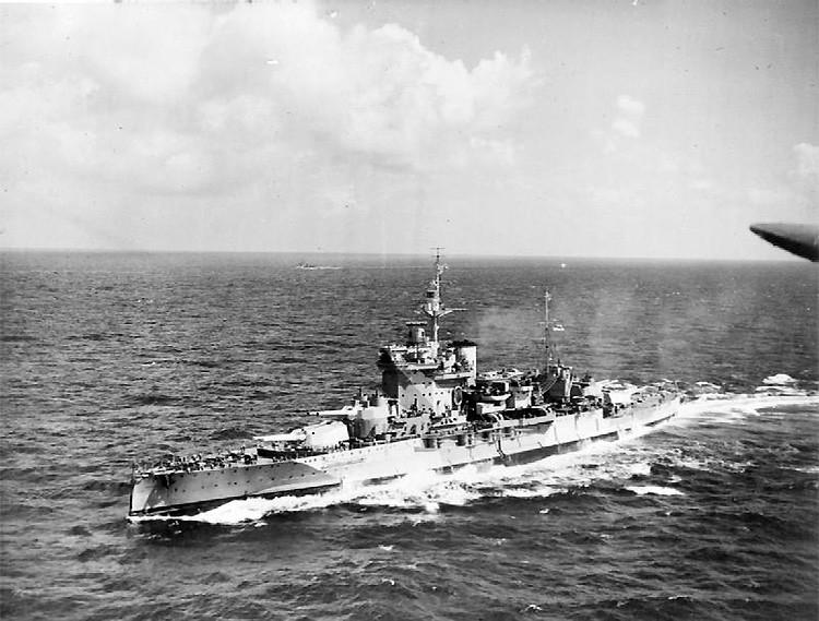 KMS Warspite