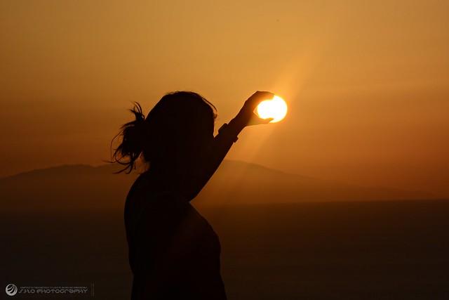 Atrapando el Sol.