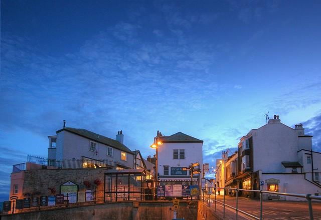 The Edge of Night, Lyme Regis