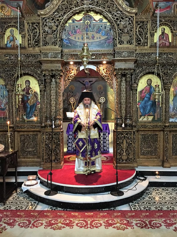 Προηγιασμένη Θ. Λειτουργία Καθεδρικός 2017