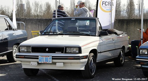 Renault Alliance cabriolet 1987 | by XBXG