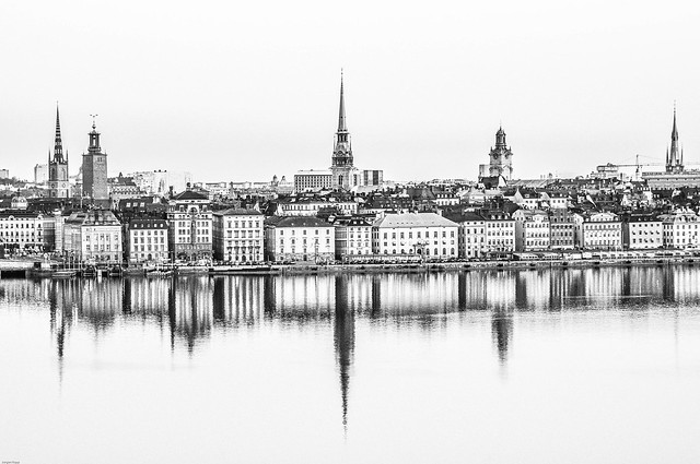 Old town - Stockholm