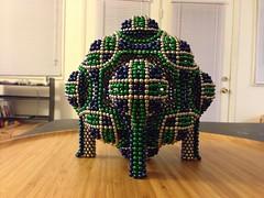 expanding rhombicuboctahedron by Beer Knuckles