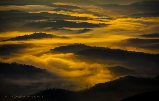West Virginia Sunrise 2013 June III