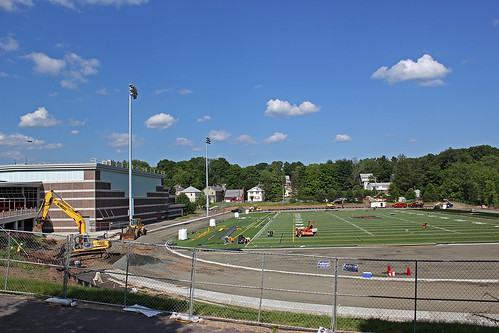 Track and Field Construction