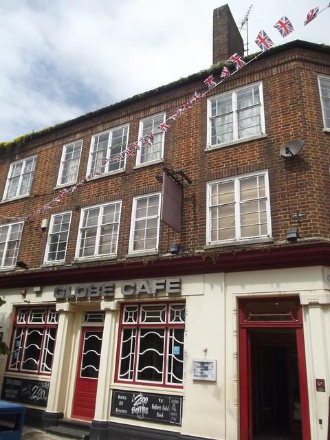 Globe Cafe -  88 High Street, Poole