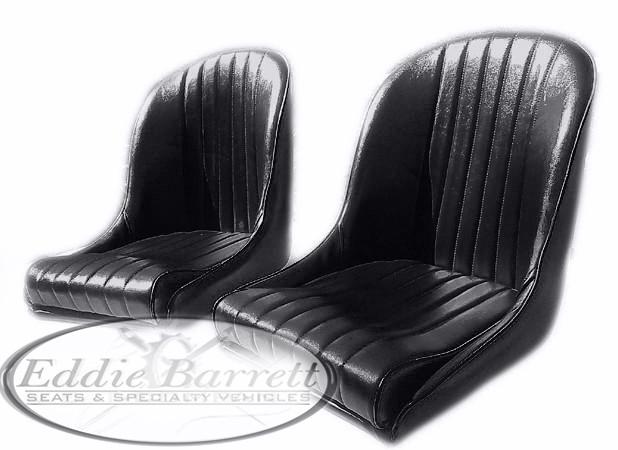 Sb Bomber Seat Hot Rod Sbblkblkstd Eddie Barrett Seat Comp Flickr