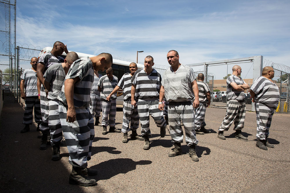 Chain Gang Maricopa County Jail   March, 31st, 2013, Phoenix…   Flickr