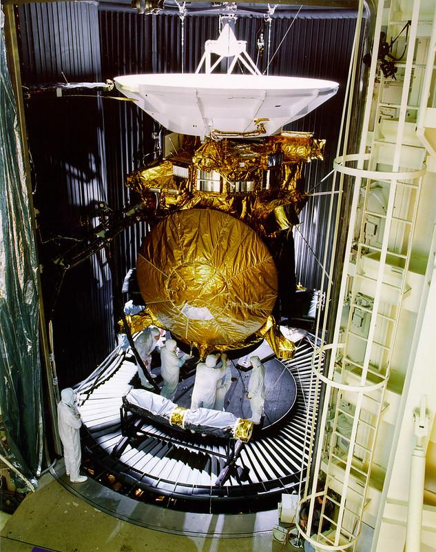 Cassini Saturn Probe Undergoes Preflight Testing