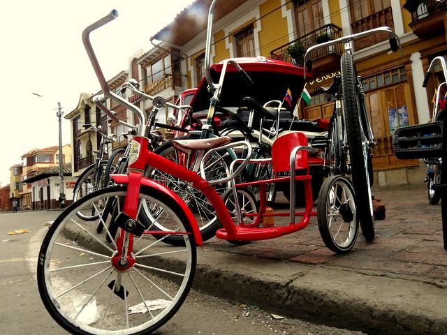 Mini bici