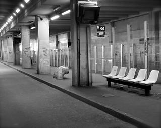 Transit | by Fred Azarty