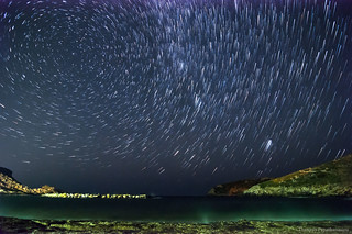 Small comets | by Th.Papathanasiou
