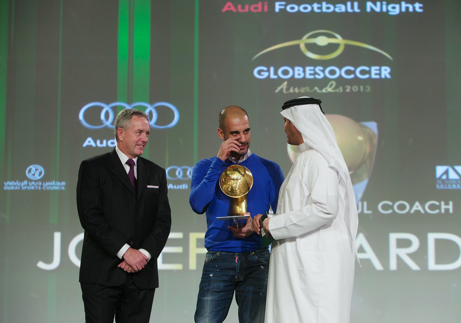 Globe Soccer Awards 282