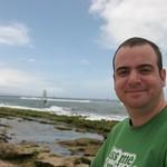 Irish man afraid of water, Maui