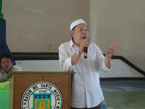 diaryongtagalog with bmacc sa sta maria islamic seminar three