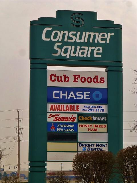 Consumer Square Trotwood