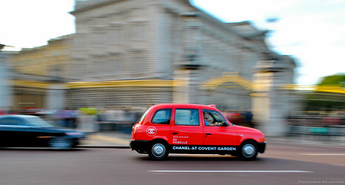 Chanel Cab