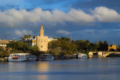Torre del Oro, Sevilla. | by julianrdc