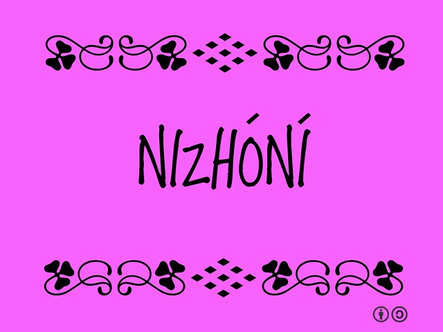 Buzzword Bingo: Nizhóní (Diné or Navajo) = Beautiful = Bonito @NavajoWeb #DinéBizaad