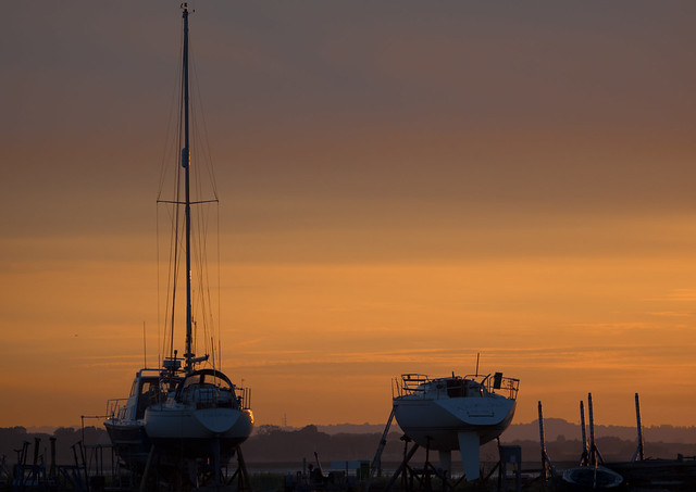 Itchenor Sunset 2
