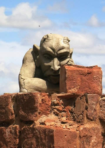Grumpy grotesque | by Ruth and Dave