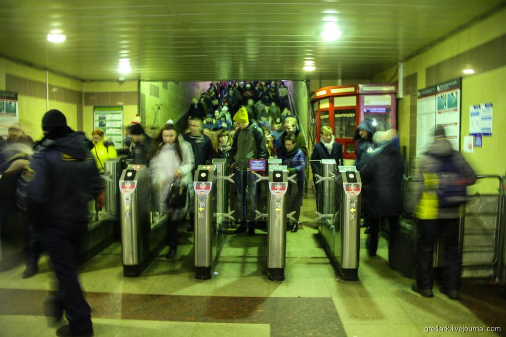 Почему в Европе нет турникетов в метро