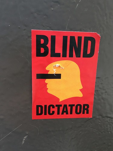 Blind Dictator | by oinonio