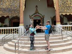 Vögel zum Glück - Chiang Mai