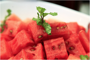Watermelon-Mint-Salad | by ramnath bhat