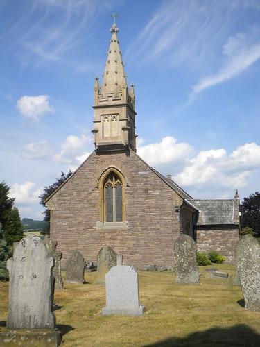 St Helen's Llanellen (Dickie-Dai-Do)