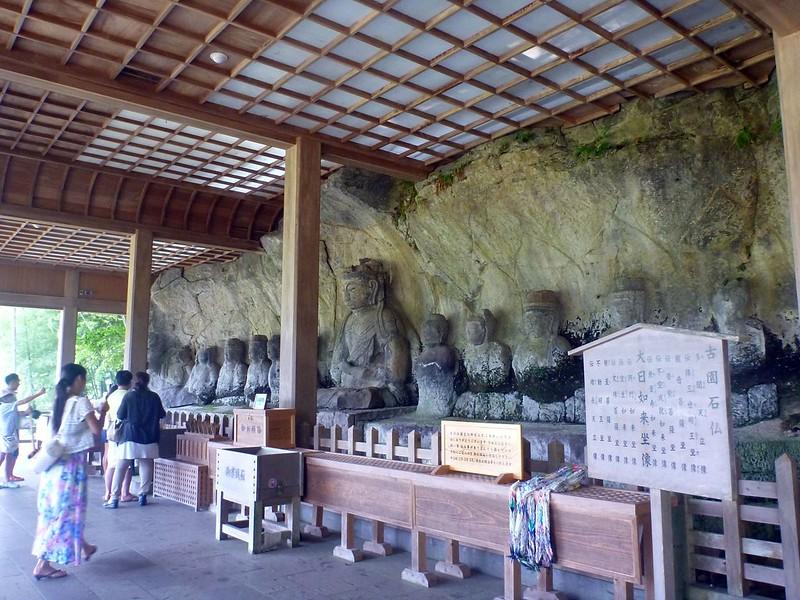 Usuki Stone Buddhas, Usuki