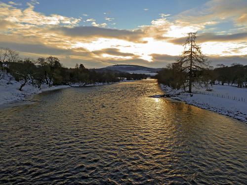 river scotland moray spey ballindalloch pitchroy blacksboat