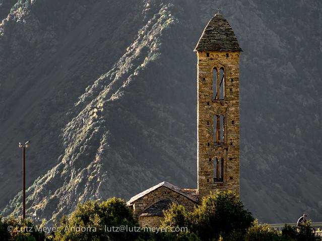 Andorra churches & chapels: Escaldes, Andorra city