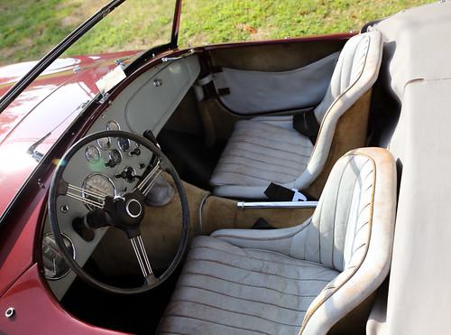 ny leather maroon interior ace exotic dash parked 1991 dashboard ac spotting amagansett ratt inlinesix