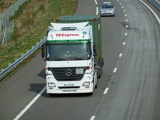 Mercedes Actros | by Brian40120