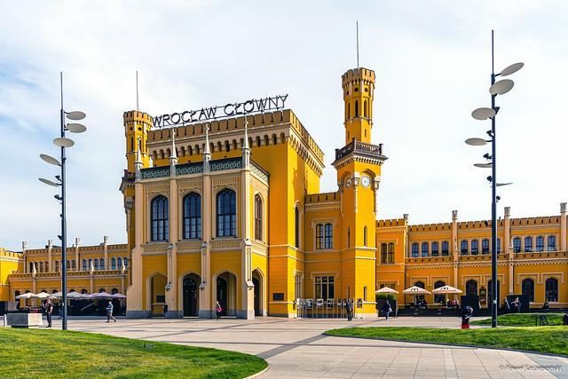Wrocław Main Railway Station