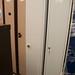 1 door locker €50