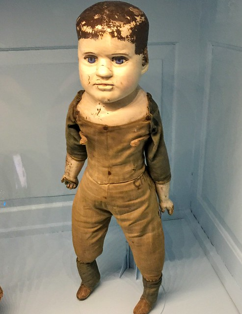 Victorian Doll, Shelburne Museum, Vermont